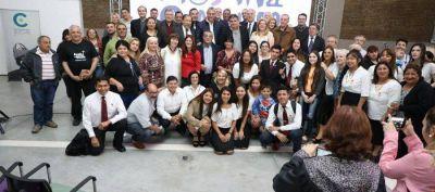 Se celebró el Día de la Libertad Religiosa en el Centro Municipal de Arte de Avellaneda