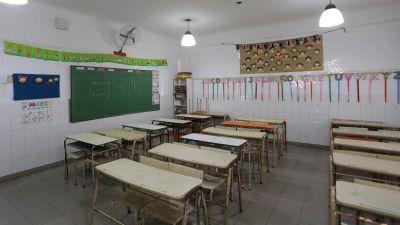 Abren el diálogo con los docentes para garantizar el inicio de las clases