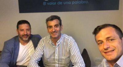 Menéndez se reunió con Massa y Randazzo para avanzar en la unidad del peronismo bonaerense