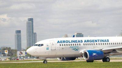"""""""Hay un plan sistemático contra Aerolíneas"""""""