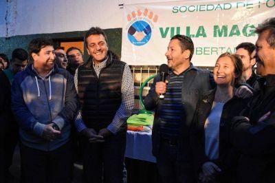 De la mano de Menéndez, la vuelta de Sergio Massa al Partido Justicialista está cada vez más cerca