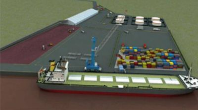 Llegan inversiones rusas para un nuevo puerto en la provincia de Buenos Aires