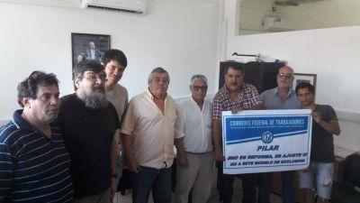 Se lanzó La Corriente Federal de Trabajadores de Pilar