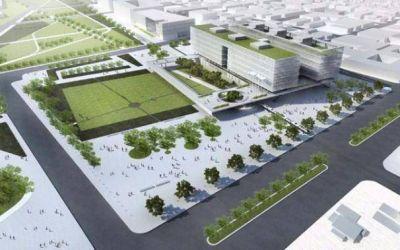 Arquitectos en alerta ante la posibilidad de que se desestime el proyecto original de Ciudad Judicial