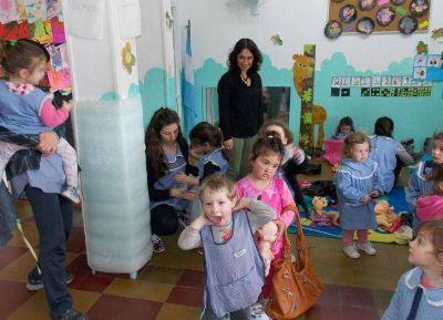 López aplicará un arancel a los jardines de infantes municipales
