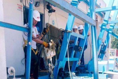 La Plata: sigue el problema del abastecimiento de agua, y se duda sobre la calidad de la misma