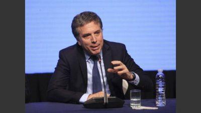 Dujovne reconoció que la inflación no está en los niveles esperados