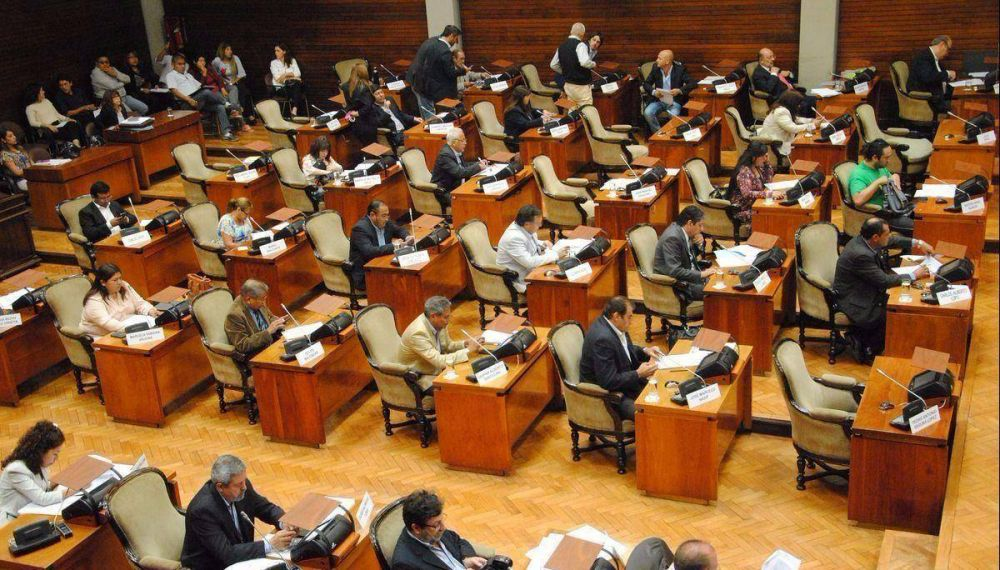 La Legislatura tratará proyectos económicos-financieros