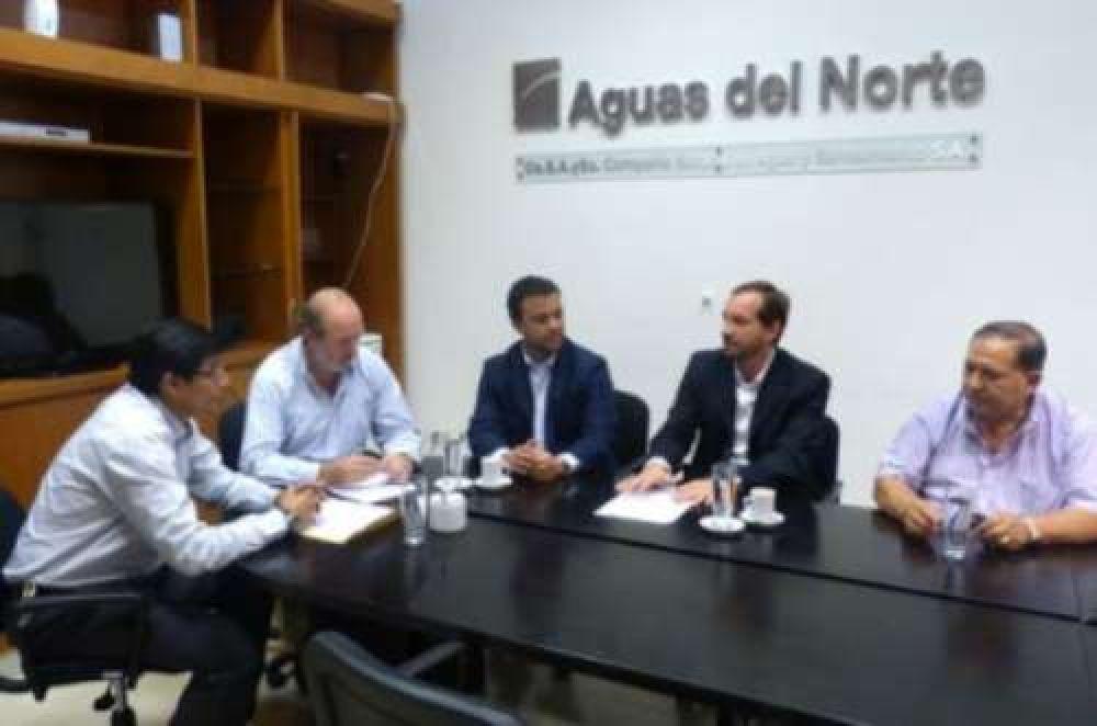 Paz Posse asumió al frente de Aguas del Norte y hay expectativas
