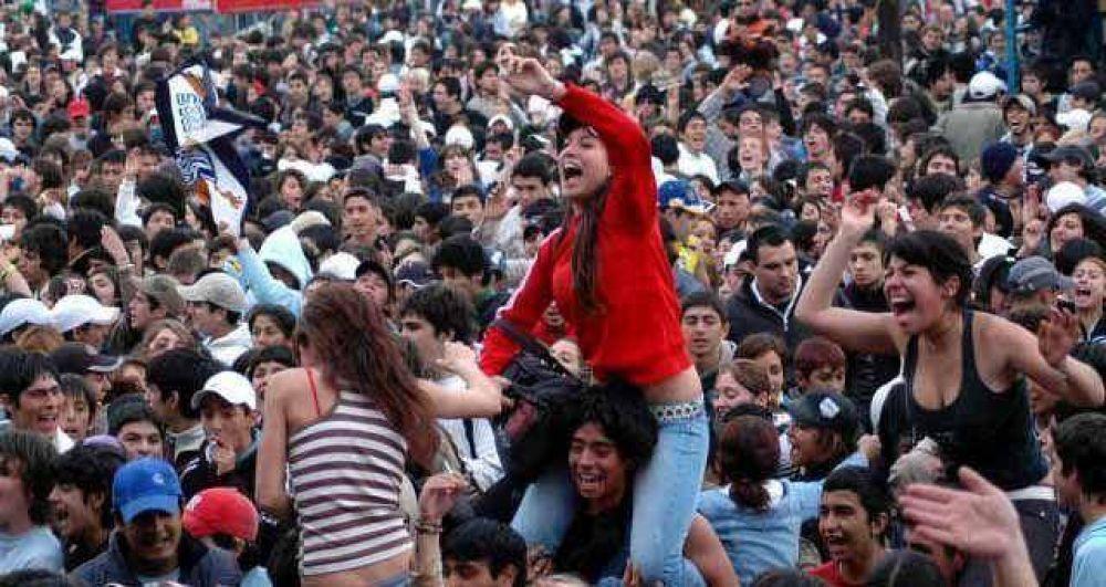Villa Carlos Paz espera a 100 mil jóvenes para la fiesta de la primavera