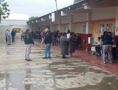 Elecciones PASO en San Carlos: el oficialismo sacó menos votos que el PJ