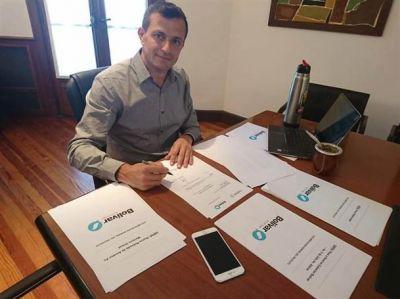 Bucca presentó proyectos en el Ministerio de Infraestructura bonaerense