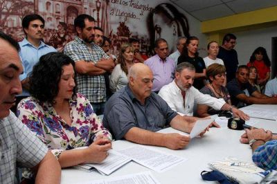 Fuerte rechazo de los gremios pampeanos a las reformas macristas