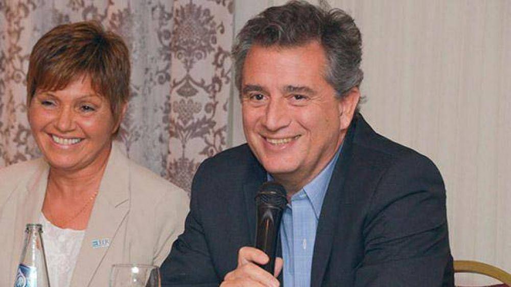 Etchevehere pasó por Entre Ríos y defendió las papeleras y el glifosato