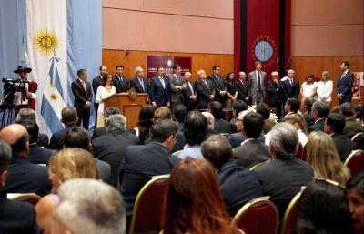 Nuevo gabinete en la Provincia: mirá cómo quedó la nómina definitiva