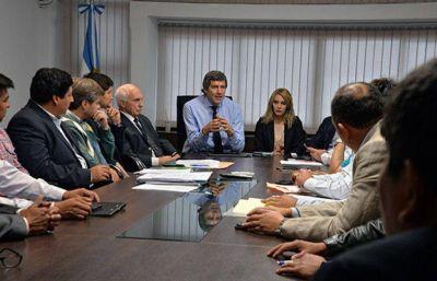 Yarade se reunió con diputados justicialistas