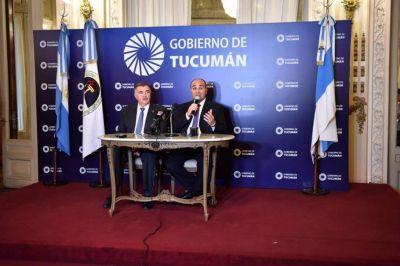 """Jaldo: """"no defraudé a los tucumanos"""""""
