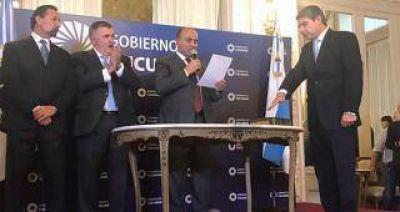 Claudio Maley se hizo cargo del ministerio de Seguridad de la Provincia