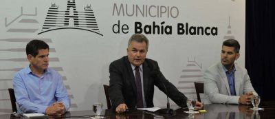 Se presentó, con varios cambios, el nuevo esquema del Gabinete Municipal
