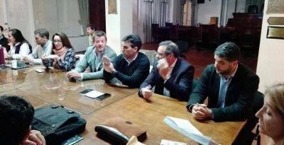 Presupuesto 2018: López bajó al Concejo a dar explicaciones