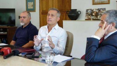 Cloacas: Una junta supervisará el traspaso de los trabajadores