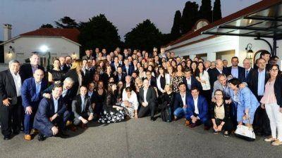 Mauricio Macri se reunió con legisladores de Cambiemos en Olivos