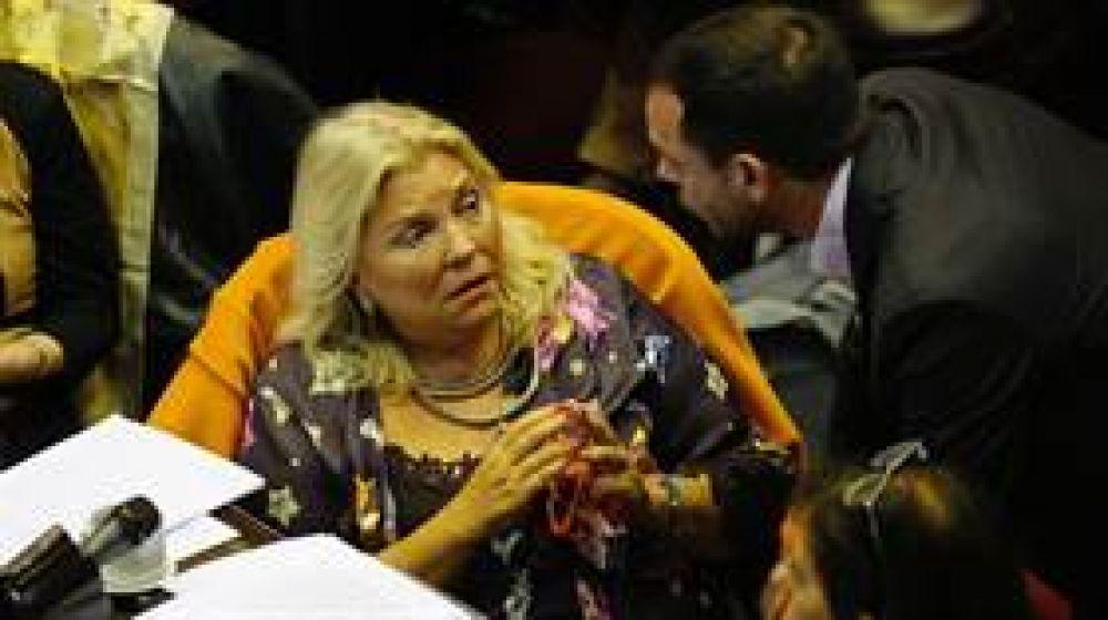 Macri brindó con los legisladores y la jefa de la CC fue la gran ausente