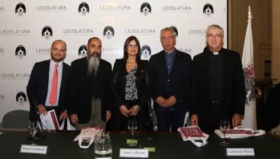 Referentes religiosos destacan la importancia del diálogo social