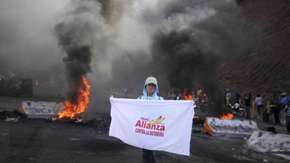 El Papa llamó la atención sobre la crisis electoral de Honduras