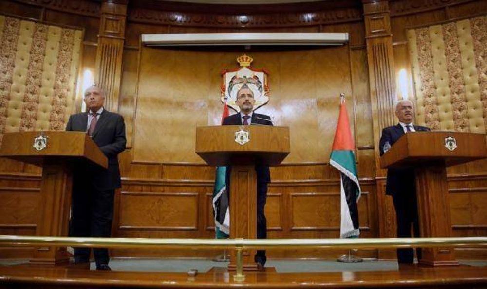 Jordania y Egipto advierten a Estados Unidos que no reconozca a Jerusalem como la capital de Israel