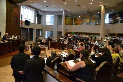 La Legislatura aprobó el presupuesto provincial 2018