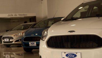 El patentamiento de autos en la provincia creció un 35% durante 2017