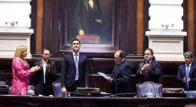Juraron los legisladores bonaerenses electos