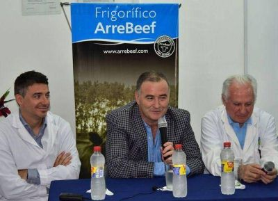Se presentó el proyecto del Frigorífico Arrebeef-Energy