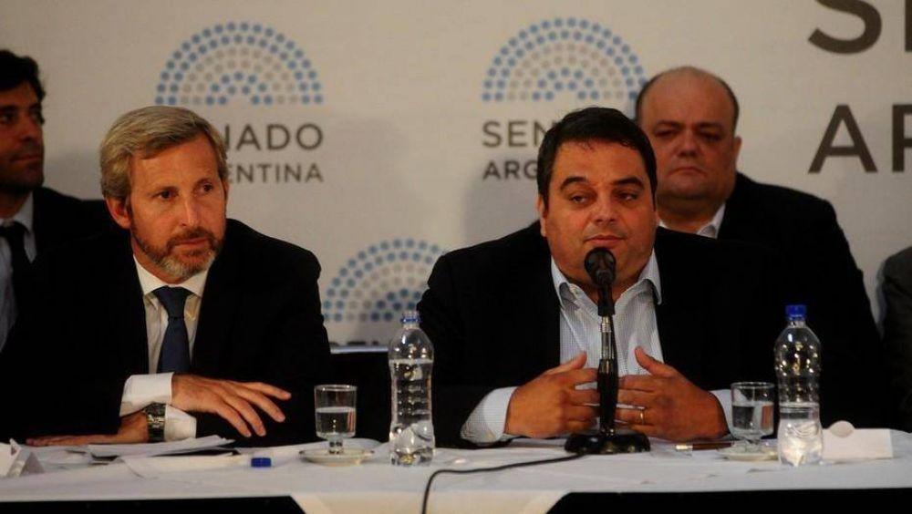 Jorge Triaca advirtió a Pablo Moyano por la reforma laboral: