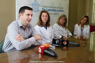 Presentaron el primer consultorio de atención adolescente en Bahía Blanca