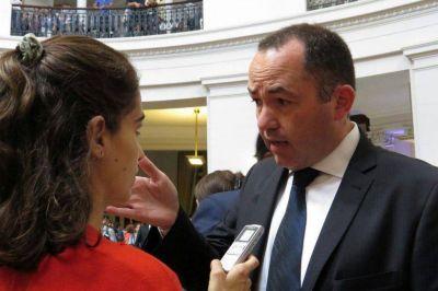 """Antes de asumir como senador, Fiorini dijo que en su agenda están """"el Puerto, la producción y las inversiones"""""""