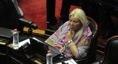 Temor en Cambiemos porque Carrió no confirma su apoyo a la reforma jubilatoria