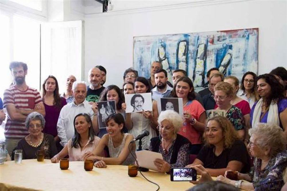 La nieta 126 conoció a sus familiares bolivarenses