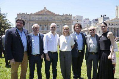 """""""Trabajamos para llevar la cultura argentina a todos"""""""