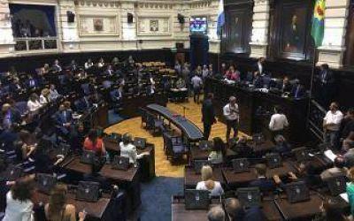 Asumieron los 46 diputados bonaerenses y eligieron a las autoridades de la cámara
