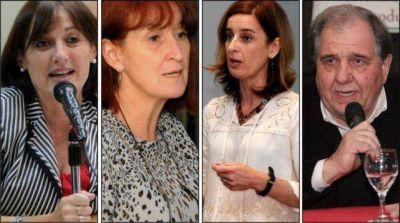 Ciciliani, Uboldi, Hynes y Morini, los nuevos ministros de Lifschitz