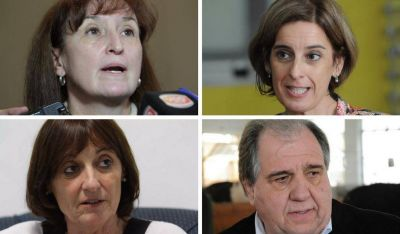 Lifschitz confirmó a los nuevos ministros