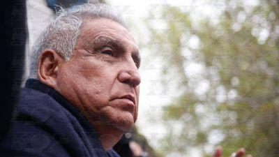 """Revocan la prisión preventiva del """"Pata"""" Medina, pero seguirá preso"""