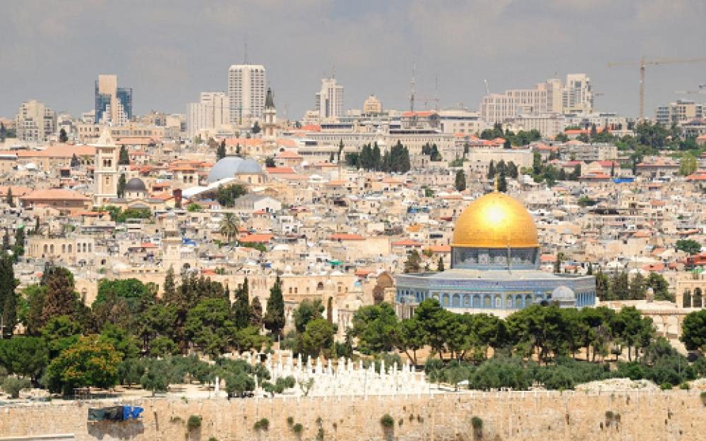 Las 10 razones para reconocer oficialmente a Jerusalén como la capital de Israel