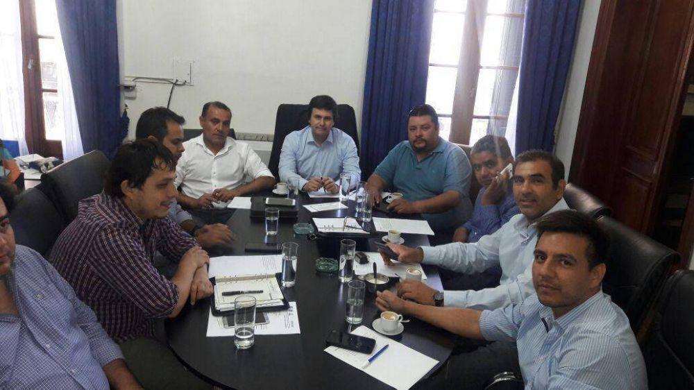 Aprobaron obras para municipios por más de 13 millones de pesos del Fondo de Desarrollo