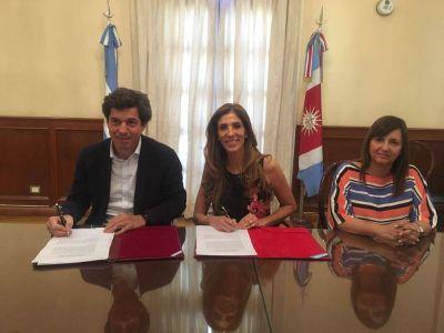 Nación financiará parte del Acueducto Simbolar para garantizar agua potable en Santiago del Estero