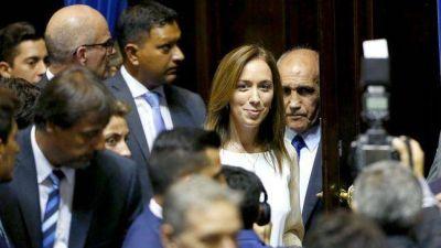 Todo el poder a Vidal: la Gobernadora manda en el poder legislativo provincial