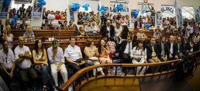 Perón: mañana jurarán los ediles electos en octubre