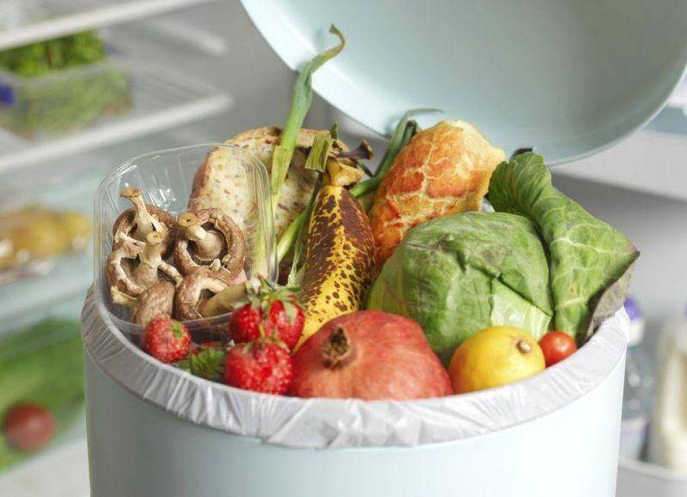El diputado Vignali apunta a reducir el derroche alimentario